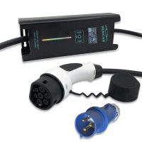 Electric Vehicle Home charger 6A-16A 250Vac