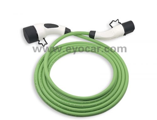 EV charging cord Type 2 to Type 2 ,TUV ,CE