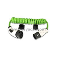 Type 2 to Type 2 EV charging cable