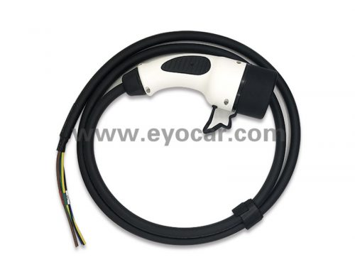 Type 2 plug with Cable 16A 32A TUV certificated