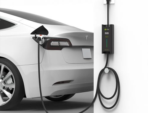How to charge an electric car at home
